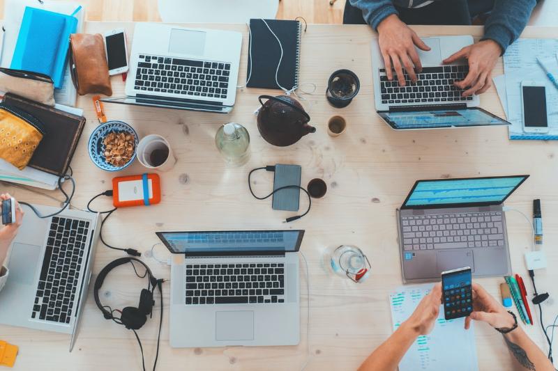 Tvorba web stránok pre podnikanie v niekoľkých krokoch